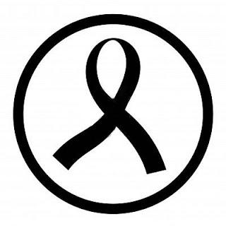 Η Μαύρη Κορδέλα είναι το πένθος