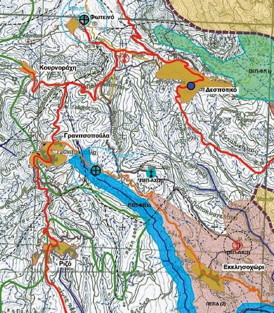 Εγκρίθηκαν τα σχέδια στους 33 οικισμούς των 20 χωριών των Μολοσσών. Λεπτομέρειες, πήραν ΦΕΚ…